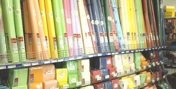rayon nappes et serviettes magasin FILLON