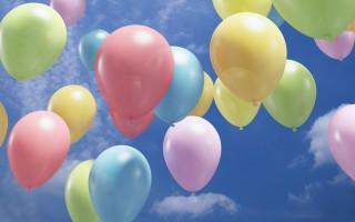 Lacher-ballons